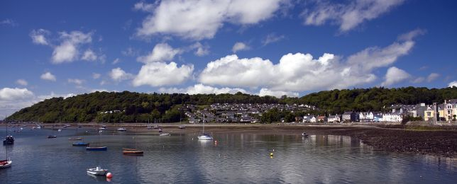 Cottages to rent in North Wales