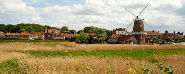 Cottages to rent in Norfolk